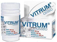 Vitrum Osteo x 60 tabletek