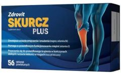 Zdrovit Skurcz Plus x 56 tabletek