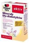 DOPPELHERZ Aktiv Minerały dla diabetyków x 30 kapsułek