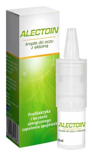 ab18fa59bd998e Alectoin krople nawilżające do oczu z ektoiną 10ml   cena, opinie ...