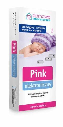 ba750990fff889 Pink elektroniczny test ciążowy domowego użytku x 1 sztuka | cena ...