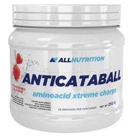 ALLNUTRITION AnticatabALL Aminoacid Xtreme Charge strawberry 500g - data ważności 30-06-2019