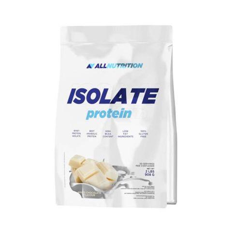 ALLNUTRITION Isolate Protein Vanilla 908g