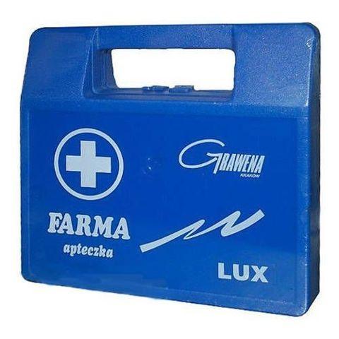 APTECZKA Farma Lux granatowa