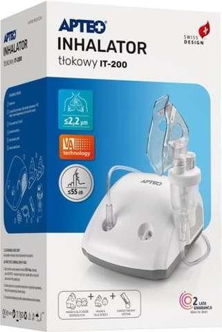 APTEO CARE Inhalator tłokowy IT-200 x 1 sztuka