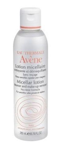 AVENE Płyn micelarny do oczyszczania i demakijażu skóry wrażliwej 200ml