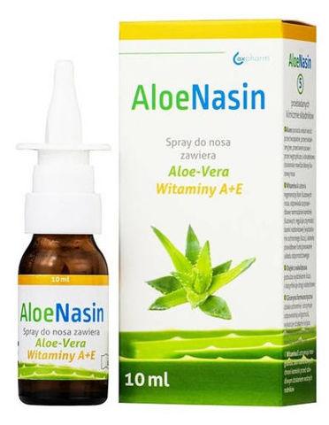 AloeNasin A+E spray 10ml