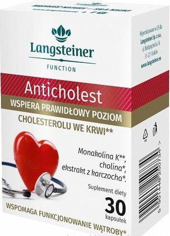 Anticholest x 30 kapsułek