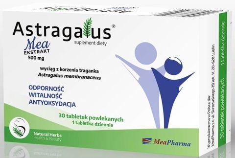 Astragalus Mea Ekstrakt x 30 tabletek