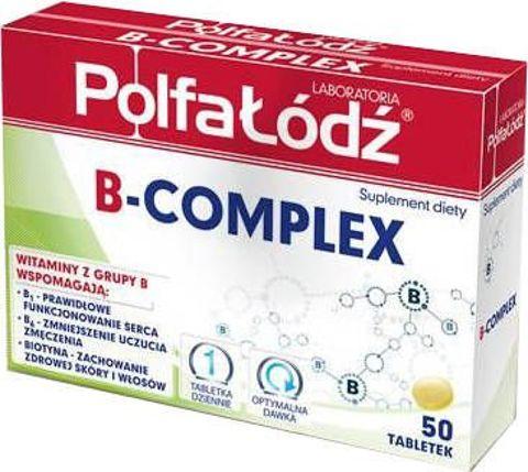 B-Complex x 50 tabletek
