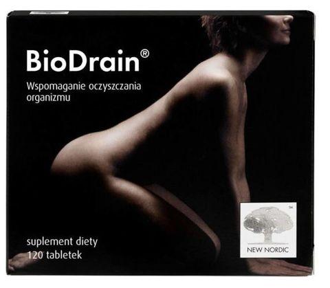 BIODRAIN x 120 tabletek