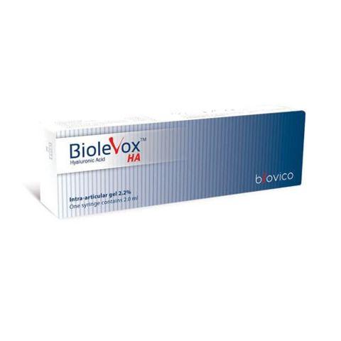 BIOLEVOX HA 2,2% x 1 ampułkostrzykawka 2ml