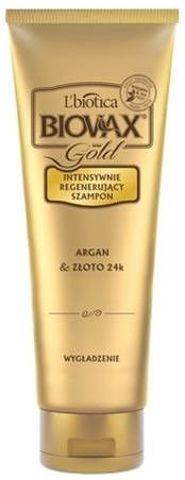 BIOVAX Glamour Gold Argan & Złoto 24k szampon 200ml