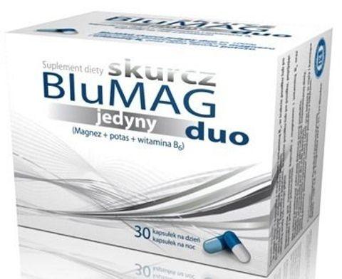 BLUMAG SKURCZ JEDYNY DUO x 30+30 kapsułek (60kaps.)