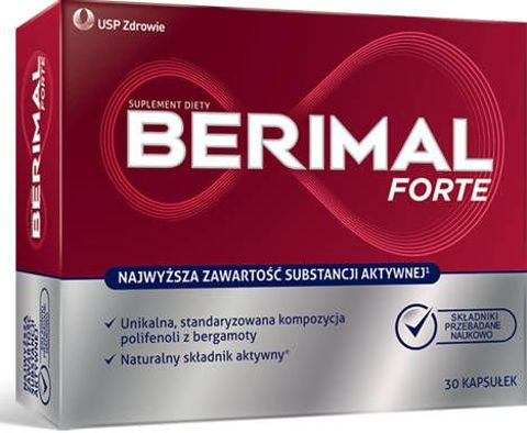 Berimal Forte x 30 kapsułek