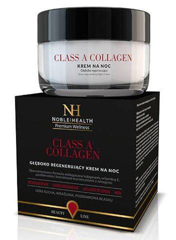 Class A Collagen Krem na noc głęboko regenerujący 50ml