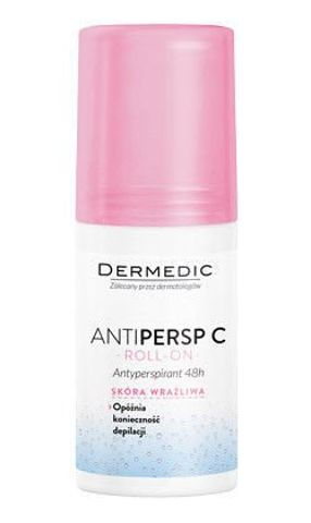 DERMEDIC Antipersp C roll-on antyperspirant 48h 60g