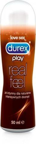 DUREX Play Real Feel żel intymny dla naturalnie intensywnych doznań 50ml