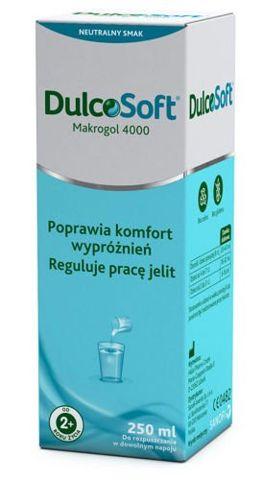 Dulcosoft syrop 250ml