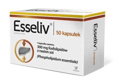 ESSELIV x 50 kapsułek