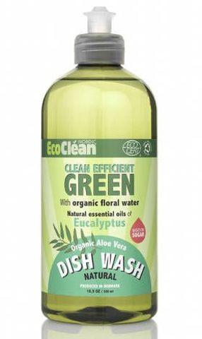Eukaliptusowy płyn do mycia naczyń 500ml