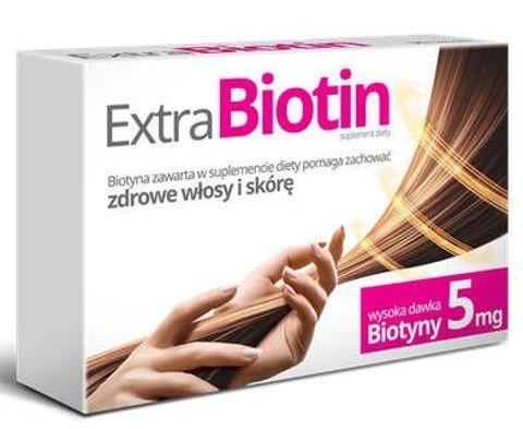 ExtraBiotin x 30 tabletek