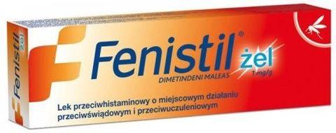 Fenistil żel 50g