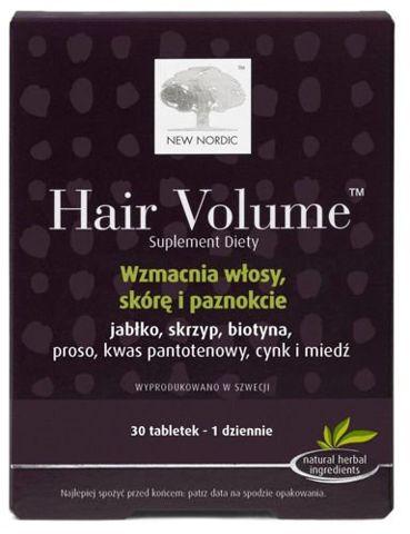 HAIR VOLUME x 30 tabletek