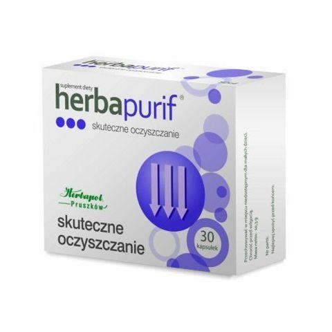 HERBAPURIF x 30 kapsułek