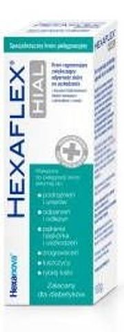 Hexaflex Hial specjalistyczny krem regenerujący 100g
