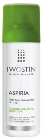 IWOSTIN Aspiria ochronny dezodorant przeciw poceniu do stóp 150ml