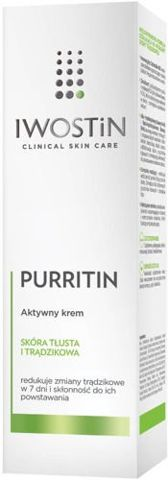 IWOSTIN Purritin krem aktywny 40ml