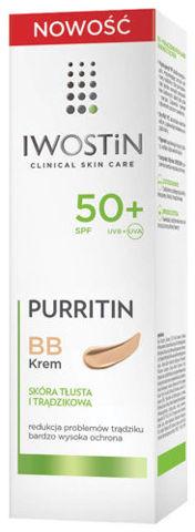 Iwostin Purritin BB Krem SPF50+ 30ml