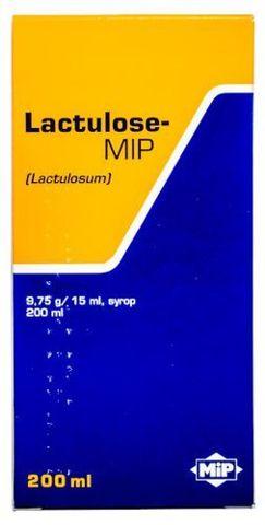 LACTULOSE MIP syrop 200ml