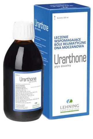 LEHNING Urarthone syrop 250ml