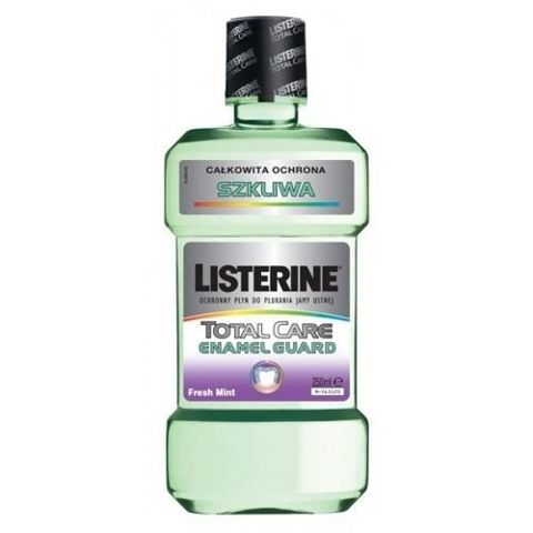 LISTERINE TOTAL CARE ENAMEL GUARD Płyn 250ml