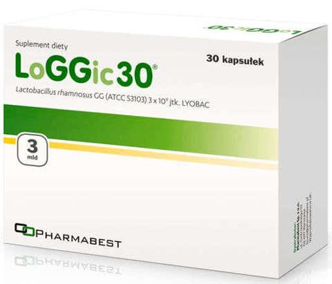 LoGGic30 x 30 kapsułek