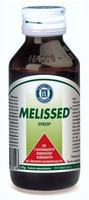MELISSED syrop 125g