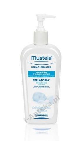 MUSTELA Stelatopia krem myjący 200ml