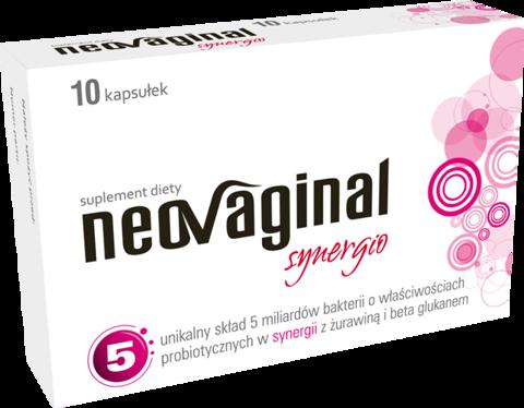 NEOVAGINAL SYNERGIO x 10 kapsułek