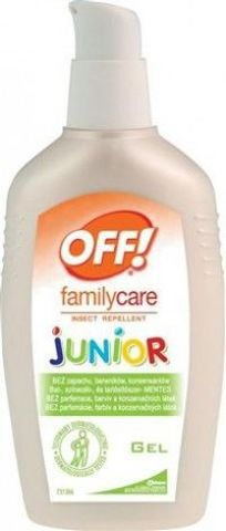OFF! Family Care Junior gel 100ml