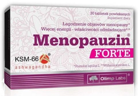 OLIMP Menopauzin Forte x 30 tabletek