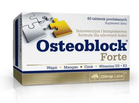 OLIMP Osteoblock Forte x 60 tabletek