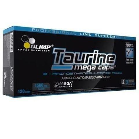 OLIMP Taurine Mega Caps x 120 kapsułek