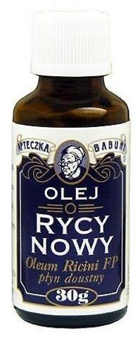 Olej rycynowy 30ml