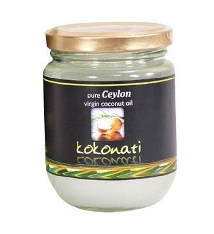 Organiczny olej kokosowy Extra Virgin Kokonati 500ml