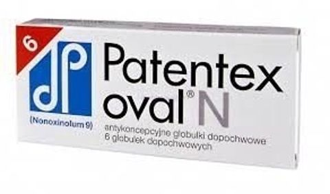 PATENTEX Oval N x 6 globulek