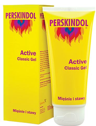 Perskindol Active Classic Gel 100ml