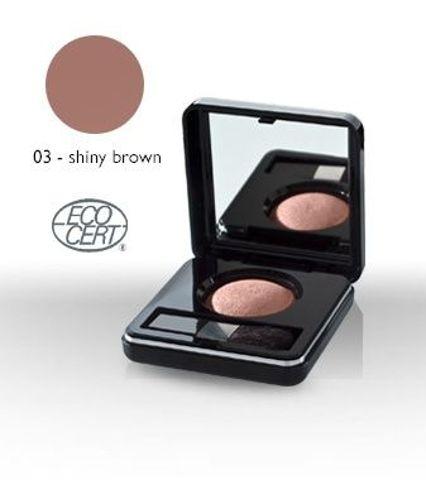 RÓŻ do policzków 03 - Shiny Brown 4 g