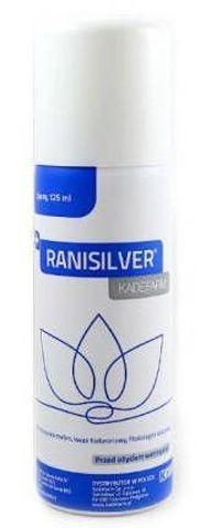 Ranisilver spray 125ml